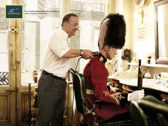 barber eurostar
