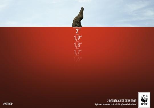 ELEPHANT- WWF- e jour sans pub