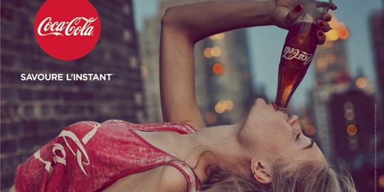 Coca-Cola vous fait savourer l'instant