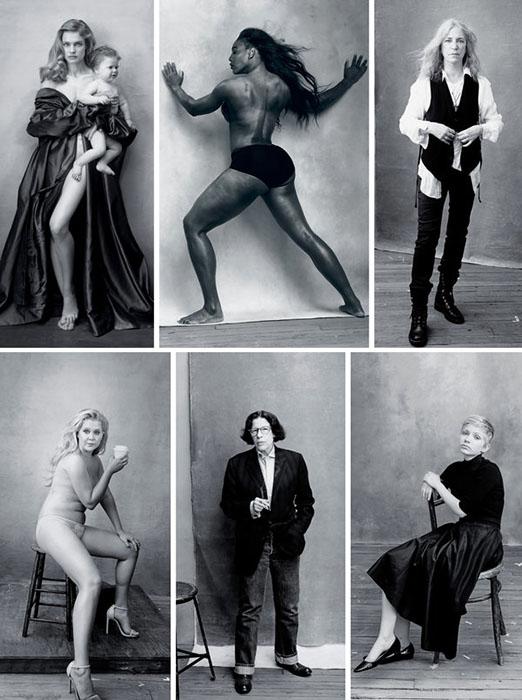 Des femmes remarquables vues par Annie Leibotivz © Annie Leibotivz