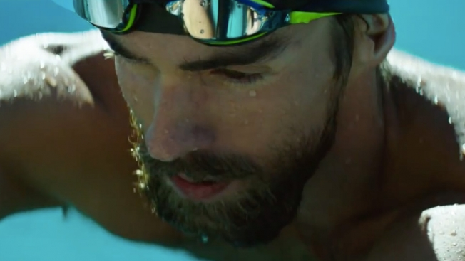 L'or pour Under Armour, Droga 5 et Michael Phelps