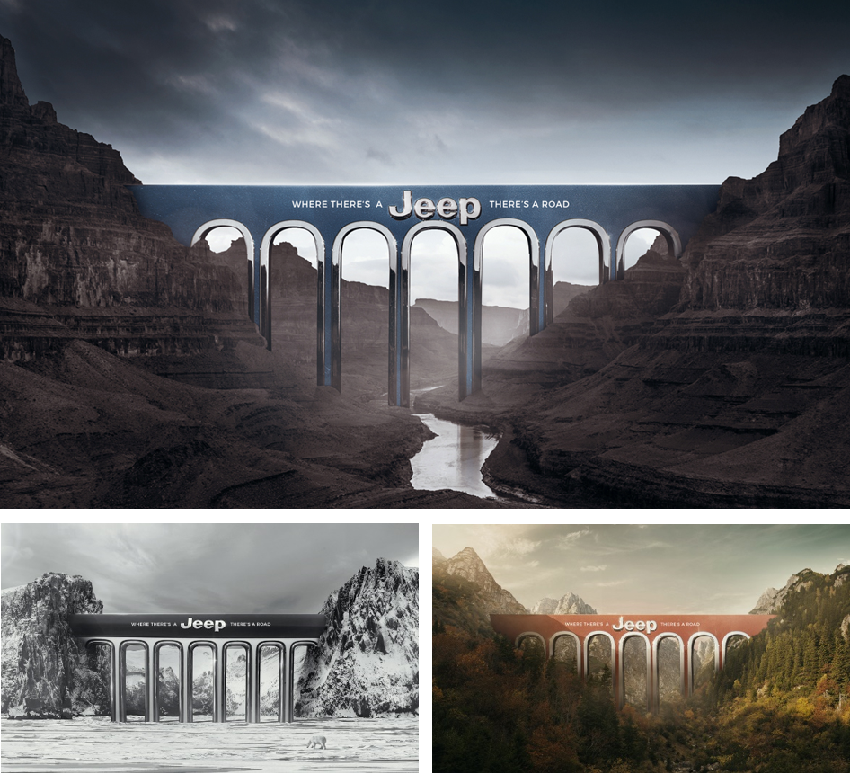 B. Smith & P. Etcherbarne – Jeep Bridge-
