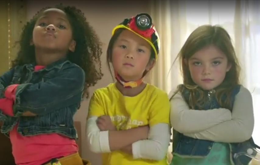 La saga GoldieBox, marre des fées et des princesses !