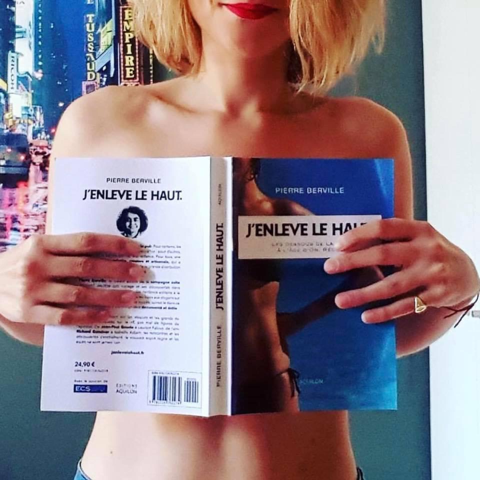 «J'enlève le haut» de Pierre Berville, souvenirs d'un golden publicitaire
