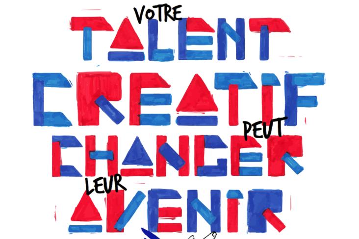 Un concours pour les créatifs qui fait du bien aux enfants