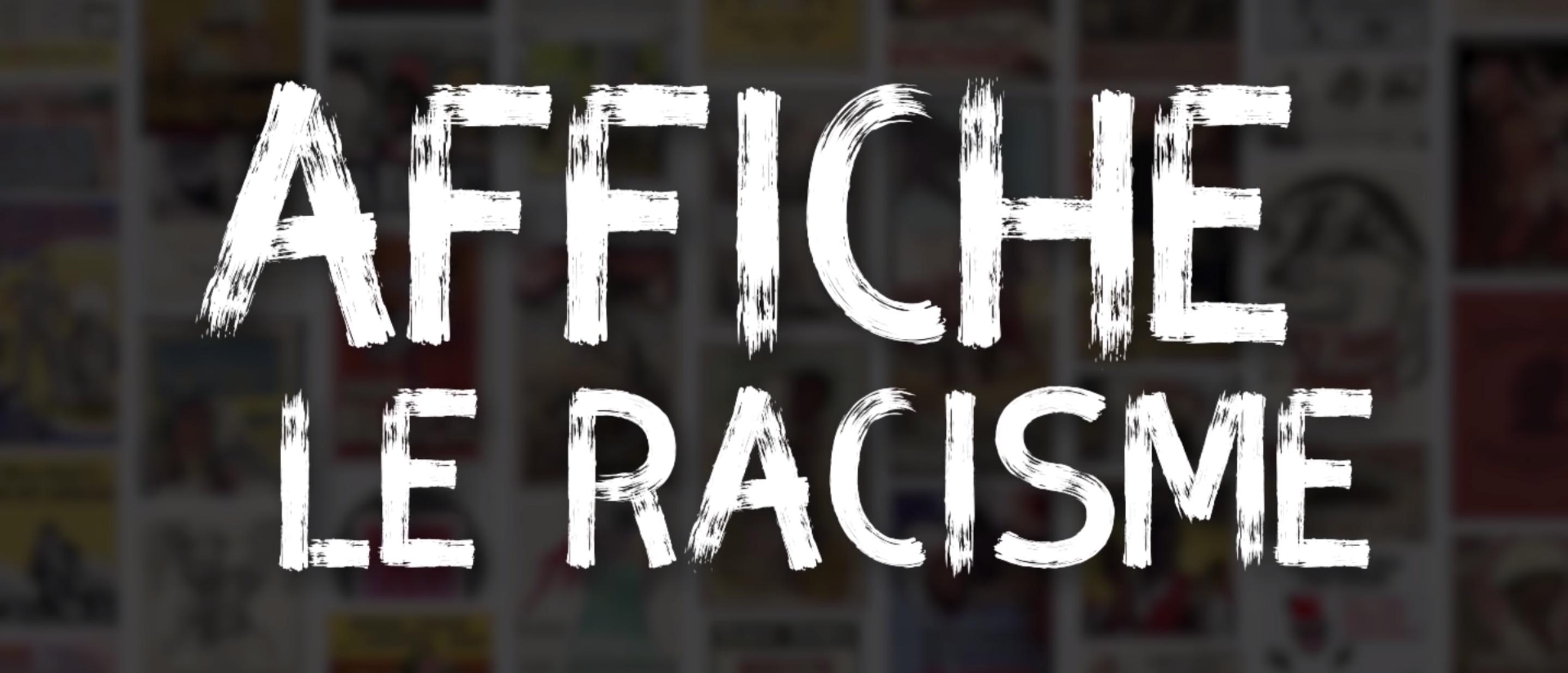 Publicis Conseil & La Licra affichent le racisme d'hier et d'aujourd'hui