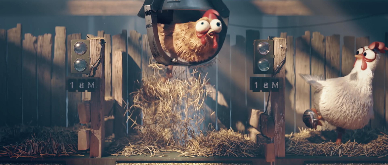 Avec Poulehouse, c'est l'oeuf ET la poule !